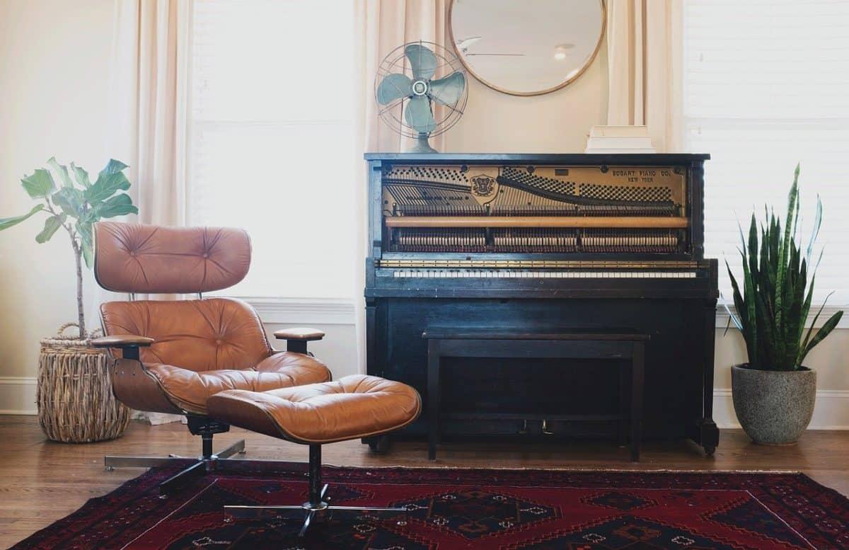 apartment, carpet, chair