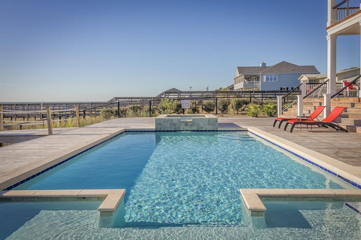 swimming pool, luxury, pool